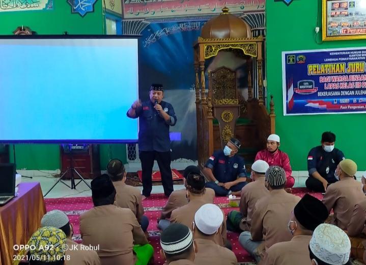 483 Warga Binaan Mendapatkan Remisi Khusus Hari Raya Idul Fitri