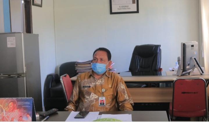 Jubir Tim Satgas Covid-19 Rohul, Kasus Baru Terkonfirmasi Positif Bertambah 13 Orang.