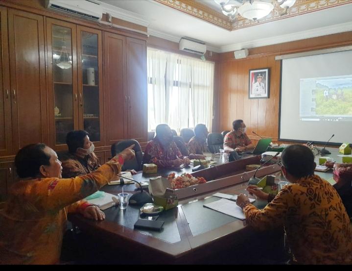 Terkait Batas Wilayah Rohul-Kampar, H. Sukiman Minta TPBD Turun Kelapangan