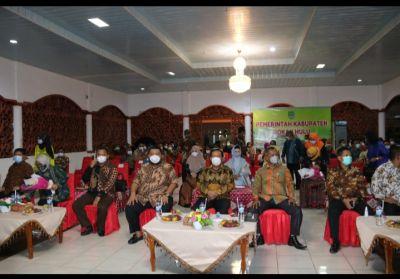 H. Sukiman Ucapkan Terima Kasih Atas Pengabdian Mantan Kalapas Kelas IIB dan Ketua PN Pasir Pengaraian