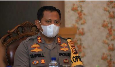 Jajaran Polda Riau, Polres Rohul Memberikan Layanan Mudik Gratis