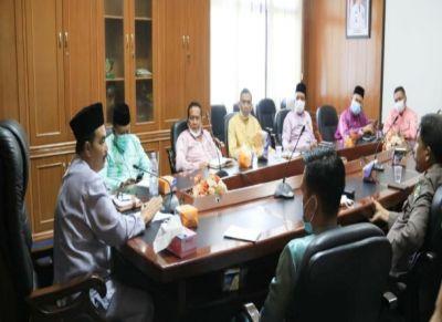 Jelang Pelantikan Bupati-Wakil Bupati, Pemkab Rohul Gelar Rapat Persiapan