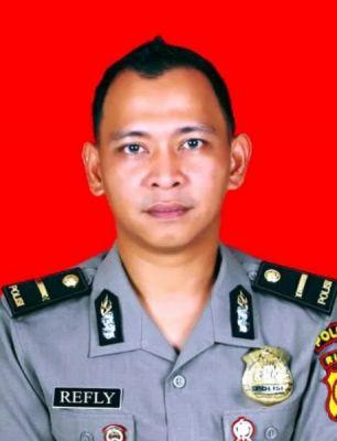 Paur Humas Polres Rohul, Resmi Dijabat IPDA Refly Setiawan Harahap SH
