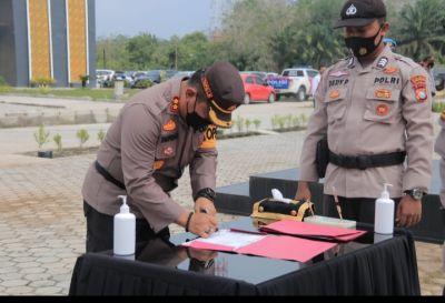 Pemkab Rohul Mendukung Deklarasi Pembangunan Zona Integritas WBK dan WBBM