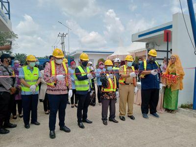 PT. ATM Resmi Beroperasi Di Kabupaten Rohul